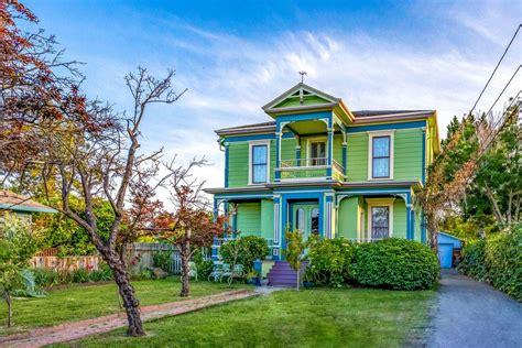 victorian style homes for sale in santa cruz ca realty times 233 van ness ave santa cruz ca 95060 mls 81653551