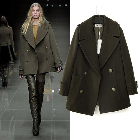 7 Best Pea Coats For Fall by Womens Style Pea Coat Sm Coats