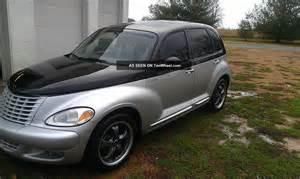 Chrysler 2003 Pt Cruiser 2003 Chrysler Pt Cruiser Gt Wagon 4 Door 2 4l
