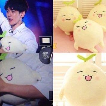 kpop exo exo k baekhyun mandala stuffed from allkpopers on