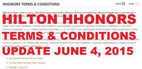 hilton hhonors terms and conditions hilton hhonors terms conditions update no elite
