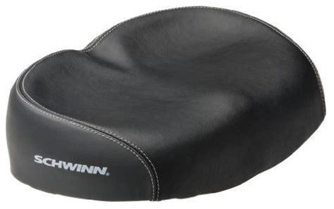wide comfortable bicycle seats schwinn comfortable ergonomic soft wide large big no