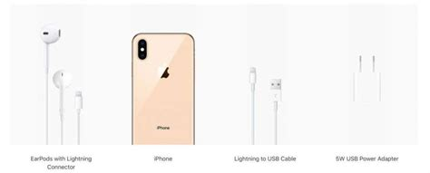 does the iphone xs ship with airpods the iphone faq