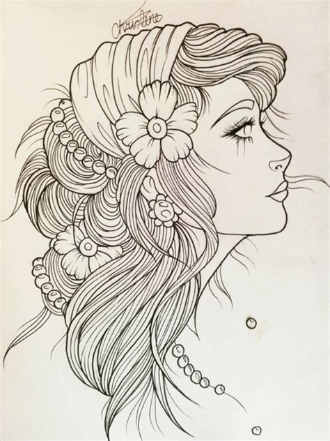 gypsy girl tattoo design design 2 tattoos book 65 000