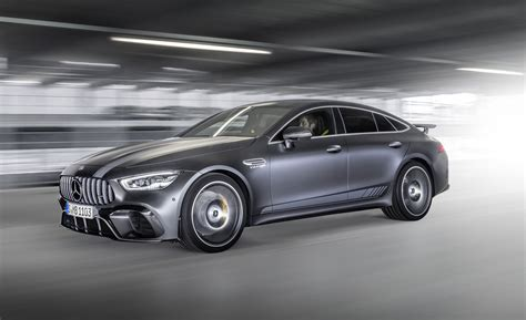 4 Door Coupe by 2019 Mercedes Amg Gt 4 Door Coupe Gets Edition 1 Treatment