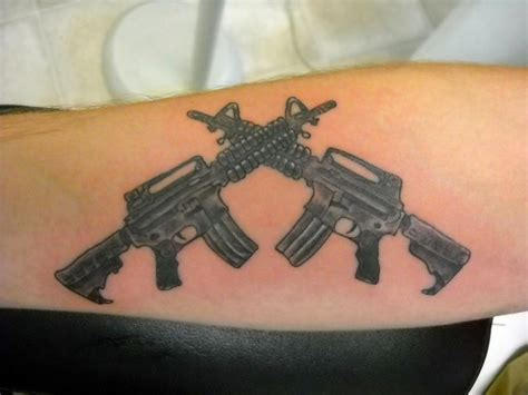 Tattoo Pictures Guns | gun tattoos designs ideas and meaning tattoos for you