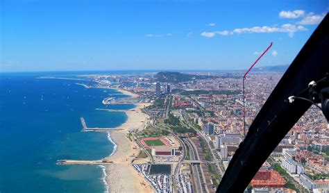 Mba In Barcelona Cost by Flying Eurocopter Ec120b Colibri Barcelona Coast
