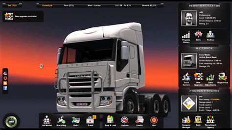 cara membuat mod game euro truck simulator 2 cara download game truk simulator euro truck simulator 2