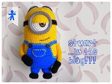 free pattern amigurumi minion make kevin bob and stuart free minion crochet patterns