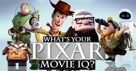 quiz film pixar what s your pixar movie iq brainfall