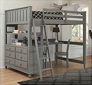 amazon loft bed with desk amazon com loft bed with desk kitchen dining