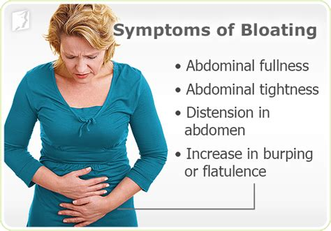 bloat symptoms bloating symptom information 34 menopause symptoms