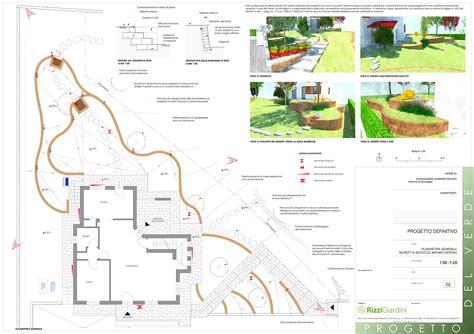 progettazione giardini giardino con terrazzamenti in tufo progettazione giardini