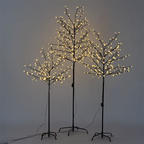 cherry blossom tree floor l best 28 decotative white led cherry warm