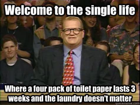single life    pack  toilet