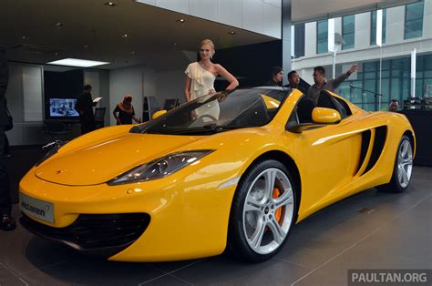 2013 mclaren mp4 12c coupe mclaren mp4 12c coupe and spider from rm2 million mclaren