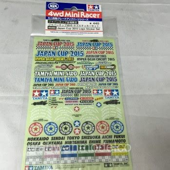 Tamiya Part Astute Clear Set Polycarbonate stickers sets archives wah wah model shop