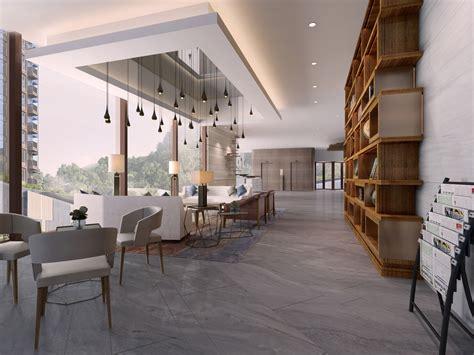 attractive Harmony In Interior Design #1: Clubhouse-Reception.jpg