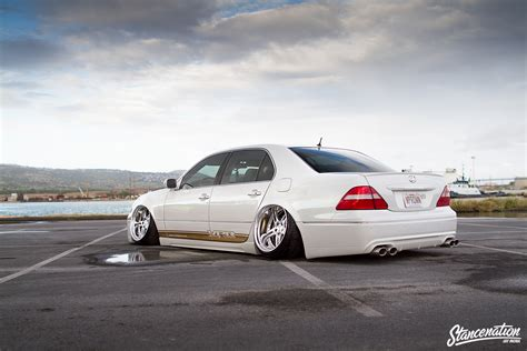 vip cars hawaii five ohhhhhh the vpr lexus ls430 stancenation
