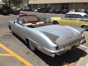 Cadillac Convertable 1957 Cadillac Eldorado Biarritz Convertible For Sale