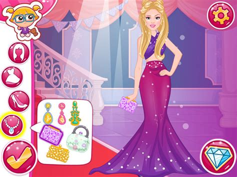 barbie dress design competition games play barbie and aurora bachelor contest free online