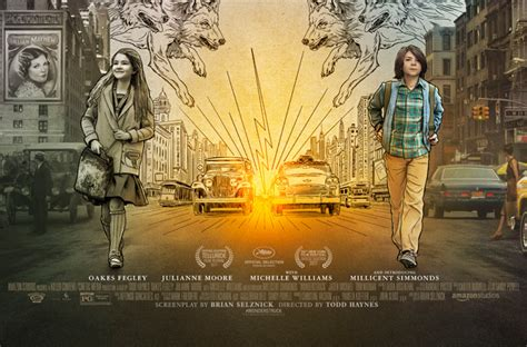 Wonderstruck 2017 Film New Wonderstruck Trailer And Poster Released