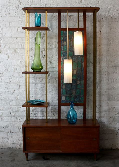 17 Best Images About Mad For Mid Century Room Dividers On Mid Century Room Divider