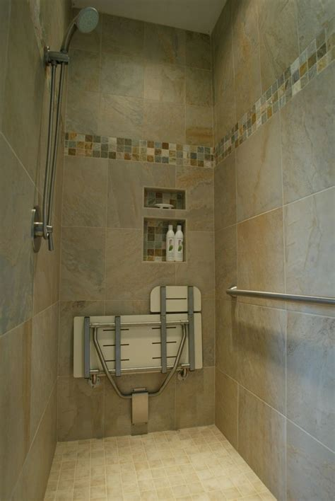 222 Best Handicap Accessible Bathroom Images On Pinterest Handicapped Bathroom Showers