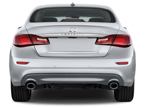 2017 Infiniti Q70 3 7 by Image 2017 Infiniti Q70 3 7 Rwd Rear Exterior View Size