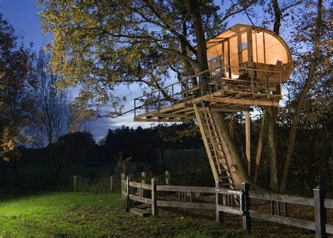 garden landscaping brilliant outdoor tree house for your