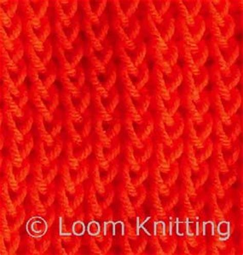 different stitches on knitting loom basic loom knitting stitch lovin the loom