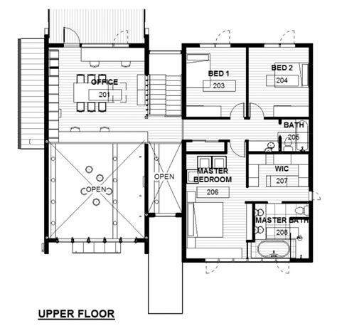 house plan architects green concept home modus v studio architects house