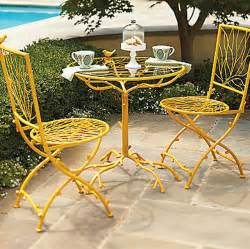 Small Outdoor Bistro Table Small Bistro Furniture Gardens