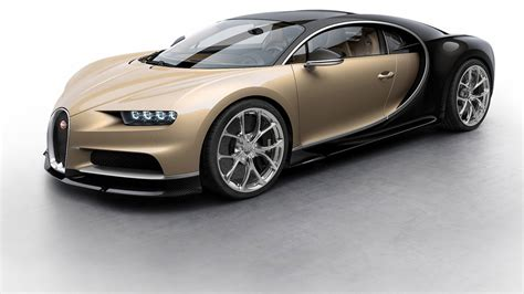 bugatti chiron gold bugatti launches the chiron colorizer