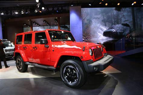 Kaos Jeep Series Jeep 02 mondial auto 2014 jeep wrangler s 233 rie sp 233 ciale x jeep