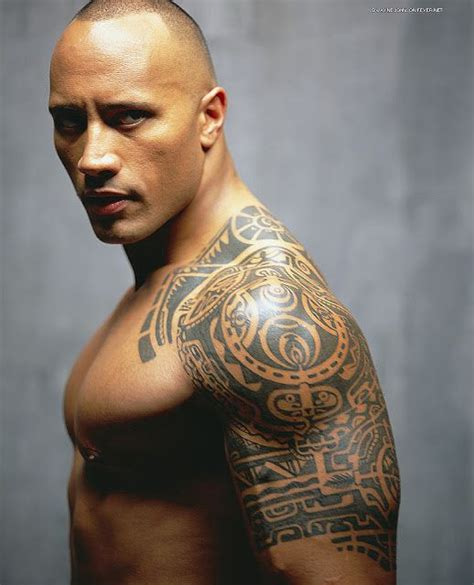 tribal tattoos the rock the rock hawaiian tribal tattoos j
