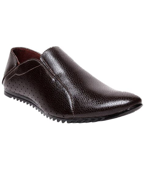 juan david stylish brown casual shoes for price in