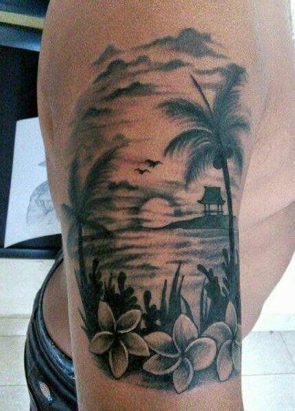 beach scene tattoo designs pin by ronda irlinger on ideas
