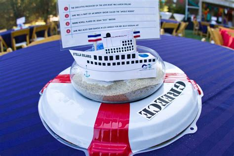 nautical cruise ship the love boat farewell party party