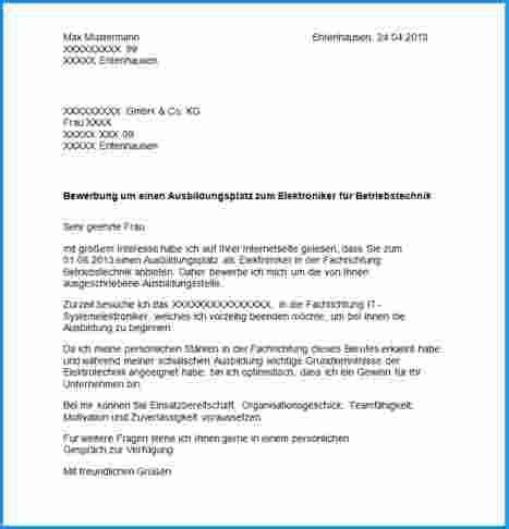 Bewerbungsschreiben Kindergarten 9 bewerbung praktikum kindergarten rechnungsvorlage