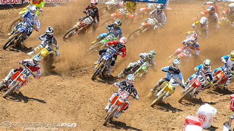 2015 Ama Motocross Tickets On Sale Now Motorcycle Usa
