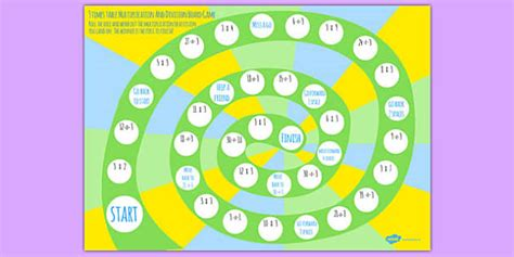 printable division games ks1 3 times table multiplication and division board game board