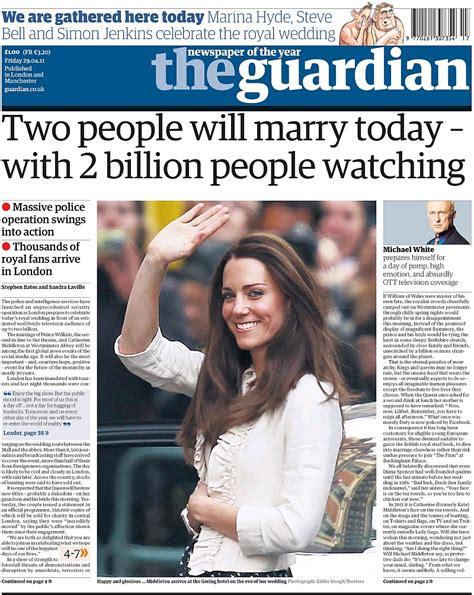 the guardian royal wedding and royal censorship uk indymedia