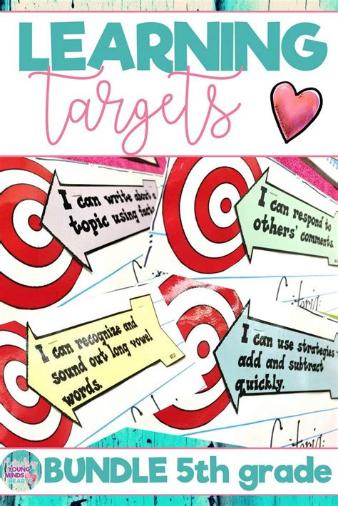 printable common core learning targets best 25 learning objectives display ideas on pinterest