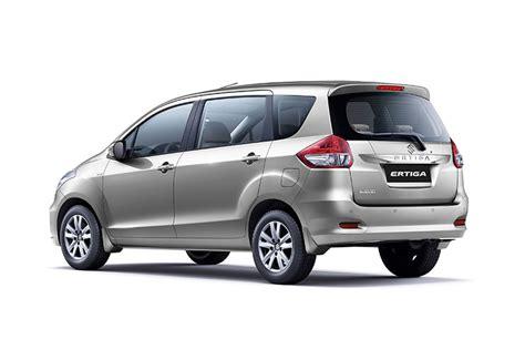 Suzuki Ertiga New 2016 Suzuki Ertiga Receives A Facelift C Magazine