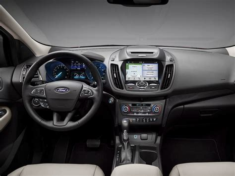 ford escape interior new 2017 ford escape price photos reviews safety