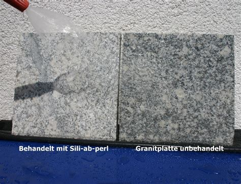 versiegelung granit sili ab perl hydrophobierung f 252 r helle pflaster