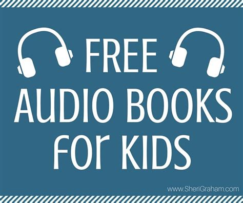 free audio books for with pictures free audio books for sheri graham getting systems