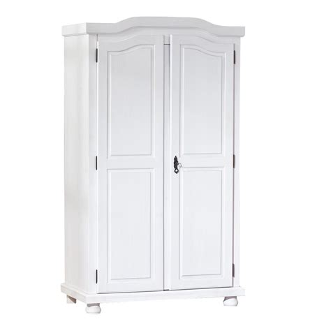 armadi in legno naturale armadio in legno massello gisco naturale o bianco guardaroba