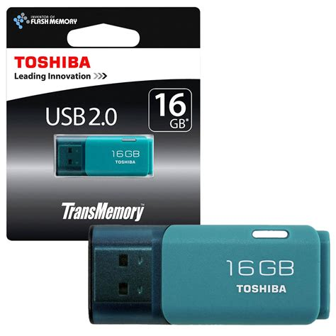 Toshiba Usb 30 Flash Drive 16gb Thn U30iw0160c4 16gb toshiba transmemory usb 2 0 memory stick usb 2 0 flash drive aqua 16gb ebay